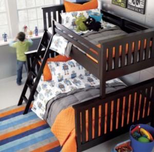 giuong tang cho be 07 300x296 Một số giường tầng độc đáo dành cho bé