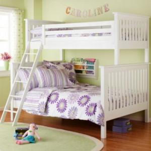 Một số giường tầng độc đáo dành cho bé