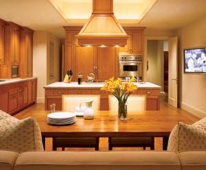 Thiết kế hướng phong thủy cho nhà chung cư