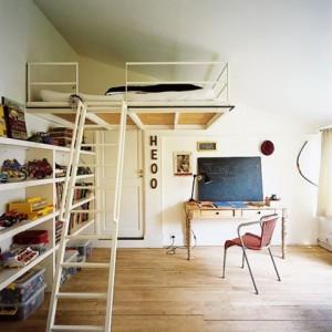 Giường tầng sắt cho người lớn