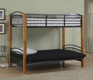 Mẫu giường tầng đẹp cho bé yêu