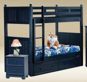 giuong dep cho be 02 300x285 Mẫu giường tầng đẹp cho bé yêu