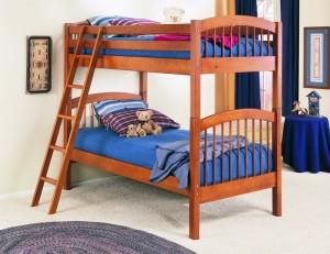 giuong dep cho be 03 300x231 Mẫu giường tầng đẹp cho bé yêu