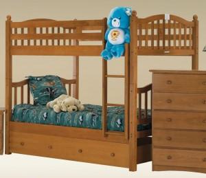 giuong dep cho be 06 300x259 Mẫu giường tầng đẹp cho bé yêu