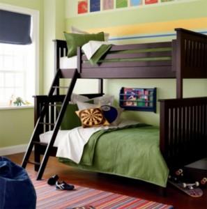 giuong tang sang tao 05 297x300 Mẫu giường tầng sáng tạo cho phòng bé
