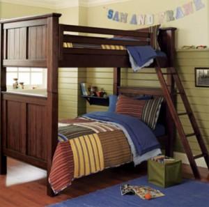 giuong tang sang tao 08 300x297 Mẫu giường tầng sáng tạo cho phòng bé