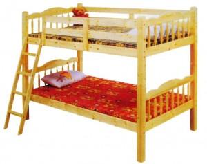 Giường tầng cho trẻ nhỏ – cho bé yêu