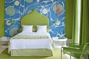 Nội thất phòng ngủ một cách khoa học kết hợp giường tầng