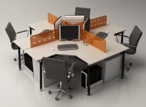 Các mẫu và xu hướng thiết kế văn phòng năm 2014