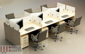 thiet ke 2014 3 Các mẫu và xu hướng thiết kế văn phòng năm 2014