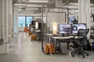 Thiết kế nội thất văn phòng công ty Asana